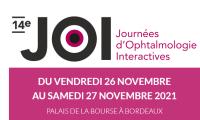 14E JOURNÉES D'OPHTALMOLOGIE INTERACTIVE