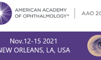 AMERICAN ACADEMY OF OPHTHALMOLOGY CONFERENCE AAO 2021